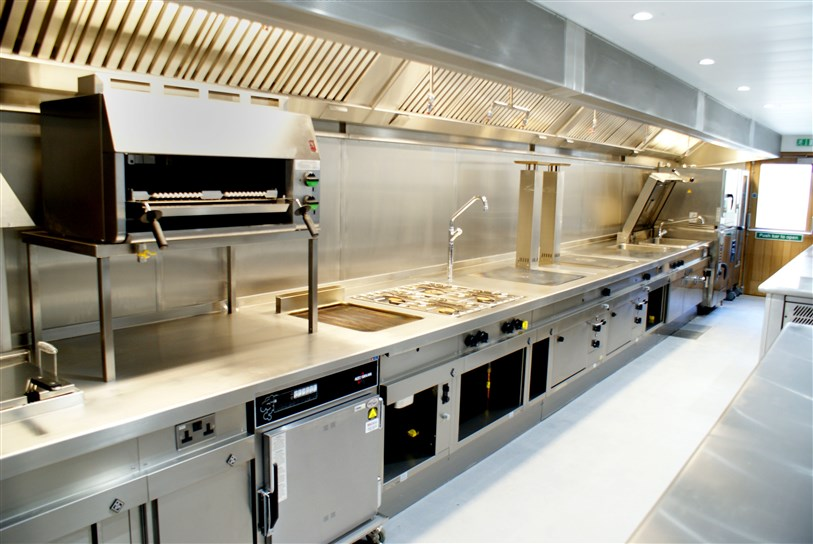 Our Work Visiontec Enterprises Ltd Commercial Kitchen